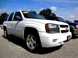 2008 Chevrolet Trailblazer Lt Youtube