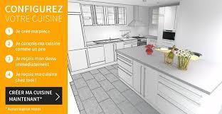 configurateur cuisine en ligne créer sa cuisine