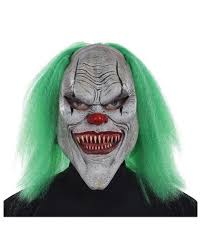 scary clown halloween mask evil clown horror mask horror clown mask horror shop com