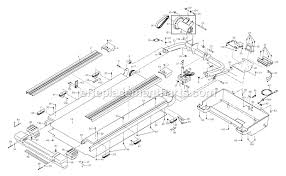 nordictrack nttl09610 parts list and diagram exp1000s