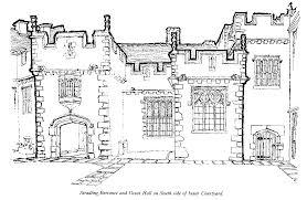 Peles Castle Floor Plan by Plan Medieval Castle Floor Plan Blueprints Castle Home Floor Plans