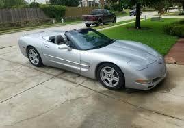 1999 chevrolet corvette for sale 1999 chevrolet corvette in fort worth stock number a145464u