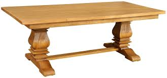 one allium way pannell balustrade dining table with a solid 7