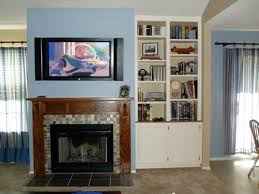 How To Cover Brick Fireplace by Do It Yourself Fireplace Remodels