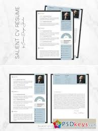 cv resume template and cover letter 2005294 free download