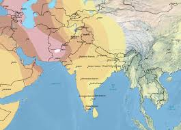 Caucasus Mountains On World Map by Map Harappa Ancestry Project
