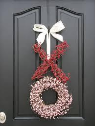 valentines day wreaths 15 s day wreath ideas diy cozy home