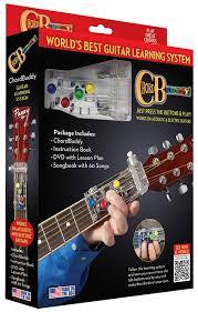 amazon com chordbuddy chordbuddy guitar learning system and