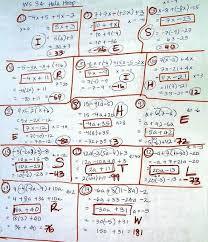 algebraic multiplication worksheet multiplying monomials and