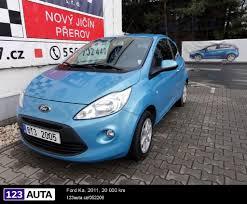 Ka 2011 Ford Ka 2011 123auta Cz