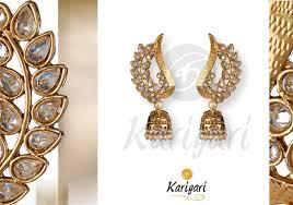 karigari earrings karigari jewelry store namita satija