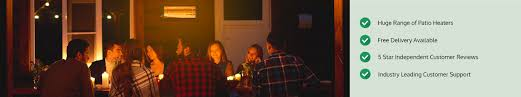 Electric Patio Heaters by Electric Patio Heaters With Free Delivery