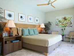 mid century modern eclectic bedroom white paint walls to complete