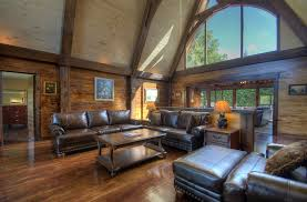 luxury log cabin rentals home improvement design and decoration
