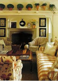 Best  English Style Ideas On Pinterest English Country Decor - Country family room