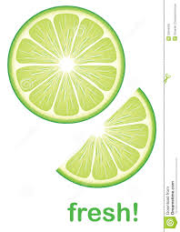 lime slice silhouette lime wedge clipart 1913698