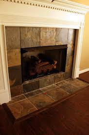 covering brick fireplace with ceramic tile fireplace ideas