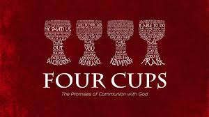 passover 4 cups the four cups of passover grace in torah