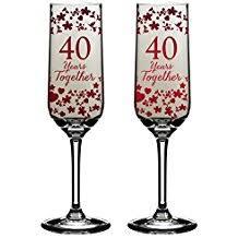 40 ans de mariage fr cadeau 40 ans de mariage