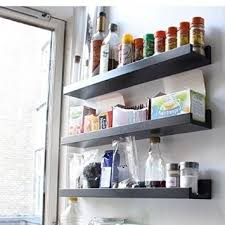 wall mounted spice rack cabinet inspiration wall mounted spice racks for kitchen epic regarding