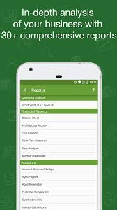 book keeper accounting gst invoicing inventory android apps