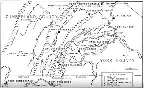 Pennsylvania Gold Prospecting Maps by This Week In Pennsylvania Archaeology December 2012