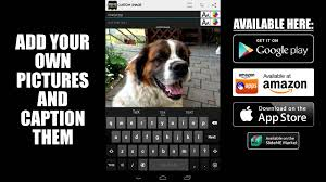Meme Generator Own Image - meme generator free for ios and android youtube
