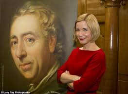 jane austen author biography lucy worsley is forced to defend against plagiarism claims daily