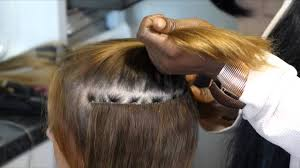 hair weaves for thinning hair hair extensions for natural fine hair youtube