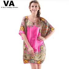sleepwear women nightgowns sleepshirts over size woman