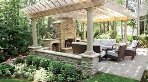 patio u0026 pergola backyard patio designs stunning pergola designs