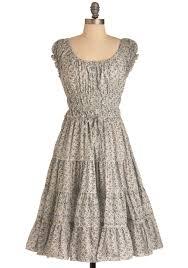 not sure why i like it prairie home dress long casual boho