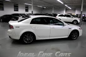 2008 Acura Tl Interior Car Picker White Acura Tl