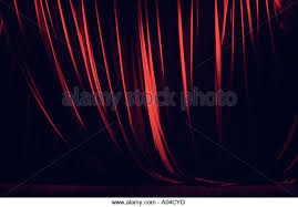 Curtains On A Stage Theatre Stage Curtain Red Stock Photos U0026 Theatre Stage Curtain Red