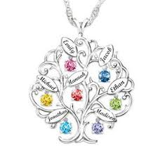 personalized family tree necklace 11 best for my other images on rings