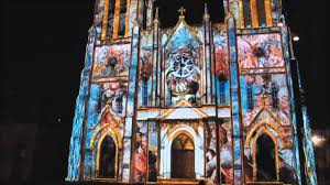 san fernando cathedral light show lahs reunion 2014 the saga of san antonio san fernando