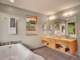 beautiful seattle vanity light bar bathroom contemporary with