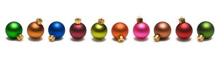 christmas decorations clipart borders u2013 happy holidays
