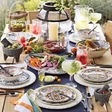 veracruz melamine dinnerware collection williams sonoma