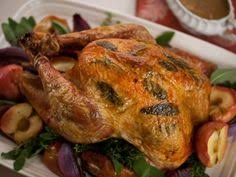 apple glazed roast turkey recipe