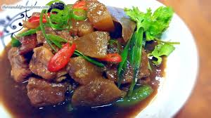 chinese pork ribs stew with radish white lobak u2013 cooking with
