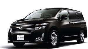 minivan nissan new nissan elgrand luxury minivan debuts in japan previews 2011