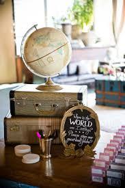 travel theme decor 28 best travel the world wedding concept images on pinterest