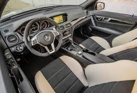C63 Coupe Interior Driven 2014 Mercedes Benz C63 Amg Coupe U201cedition 507 U201d Ny Daily News
