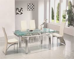 dining room top expandable glass dining room tables on a budget