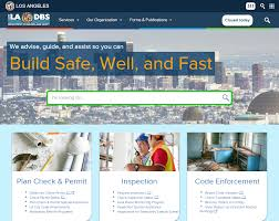 new department of building and safety website granada hills