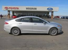 ford fusion titanium 2015 used 2015 ford fusion for sale macomb il 3fa6p0k92fr115988