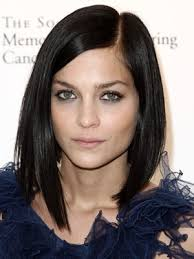 in front medium haircuts side bangs on tween images of length hairstyles with side bangs