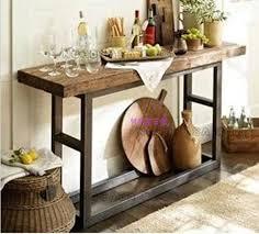bureau console bois pays d amérique pour faire le vieux rétro loft industriel meubles