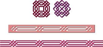 design clipart chinese border design cliparts co